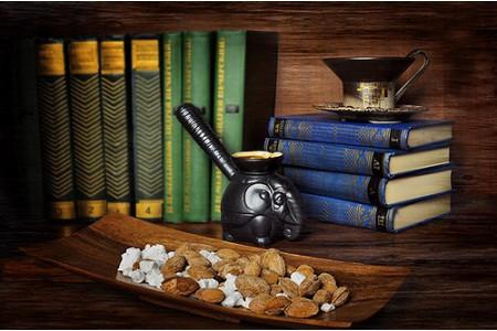 Эксклюзивные турки ручной работы из фарфора и шамотной керамики