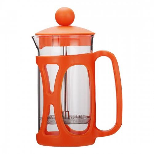 Френч-пресс «МАФФИН» 350 мл, оранжевый