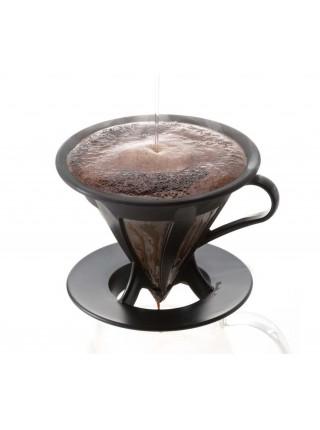 Комплект для дрип-кофе Hario CFOD-02 Black