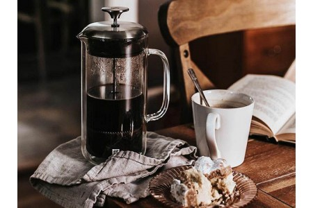 Френч-пресс (French press) кофе