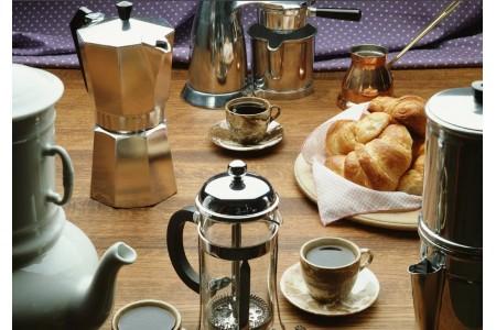 Виды посуды для приготовления кофе дома