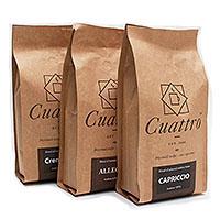 Кофе CUATTRO