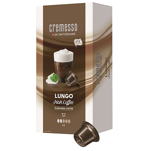 Кофе в капсулах Cremesso Irish coffee (16 шт.)