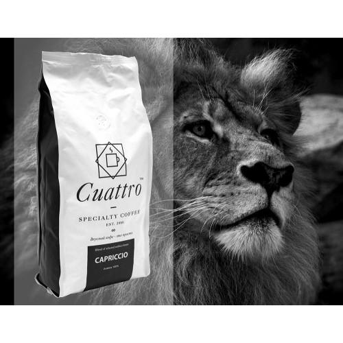 Кофе в зернах CUATTRO Capriccio