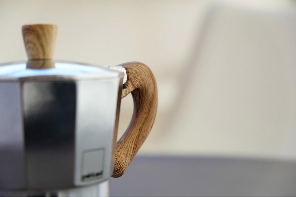 Гейзерные кофеварки Gnali&Zani для любой плиты!