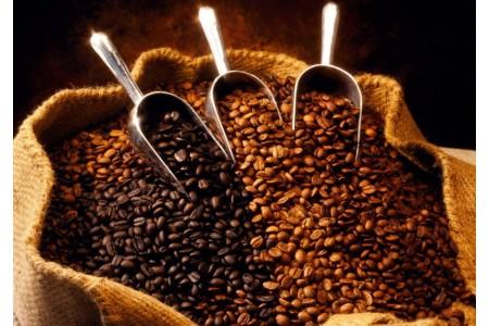 Виды степени обжарки кофейных зерен