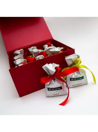 Подарочный набор «12 месяцев» чайный
