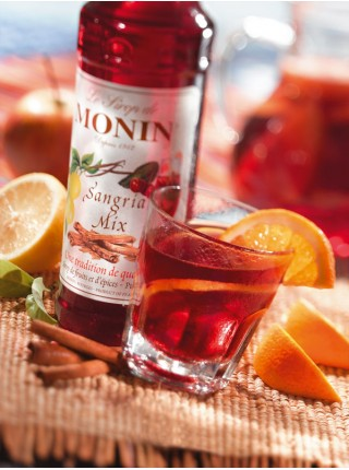 "Сироп Monin ""Red Sangria Mix"" Сангрия 0,7 л"