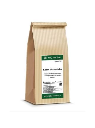 Чай зеленый China Genmaicha 100г
