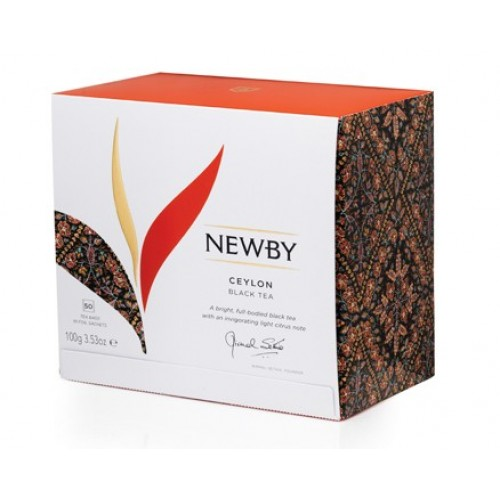 Newby Цейлон (50 пакетиков по 2 гр)