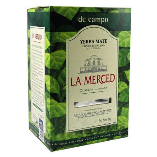 Mate La Merced-De Campo (классический), 500 гр.