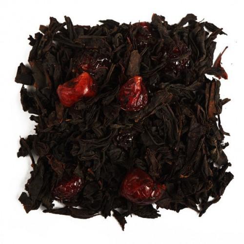 Чай черный ароматизированный Дикая Вишня 100 г