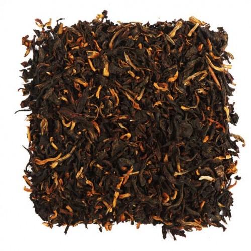 Индийский чай Ассам Мангалам FTGFOP1 100 г